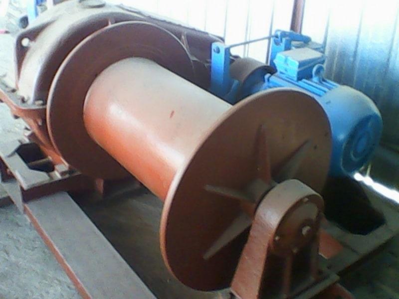 Лебедка электрическая ЛМ-5