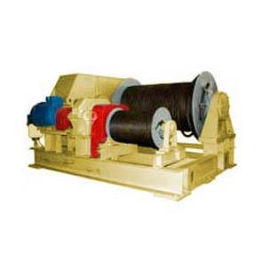 Лебедка электрическая маневровая ЛЭМ-15
