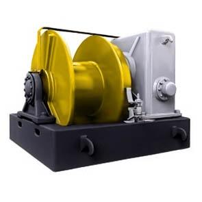 Лебедка электрическая маневровая ЛМ-140